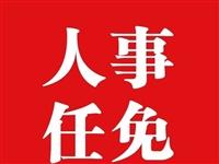 人事任免|贠杰、代贵虎被任命为三台县人民政府副县长