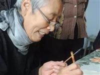 孙枫玲的撕纸艺术之路