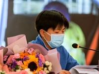 高唐县举办援鄂医护人员先进事迹报告会 汲取榜样的力量