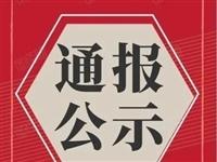通报!涉及信阳八县七区(管理区)......
