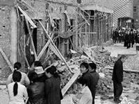 嚣张!陆川马坡,这伙人持铁铲、铁锤将他人房子砸毁!还打伤人......