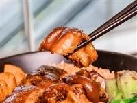 刷爆抖音的网红猪脚饭,终于来峡江啦,10.1开业免费请你吃霸王餐?。?!