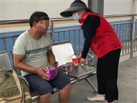 台风天,慈溪公交人暖心帮助迷途乘客