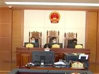 兰山区人民法院:无接触审理,确保防疫、审判两不误