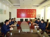 总队督导组到广饶督导检查近期消防工作