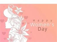 国际妇女节——关注女性健康,远离两癌危害