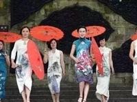 母亲节快到了免费送!金海大厦三楼大型杭州丝绸旗袍博览会