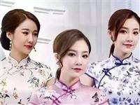 """高级真丝围巾免费送!杭州旗袍博览会""""延寿站""""开始啦!为你所爱的人快来挑选一件高大上的礼物吧!"""