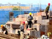 【项目建设进行时】新城全民健身中心部分项目力争明年省运会投入使用