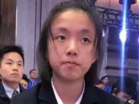 在世界顶尖科学家论坛上,邀请了一位天才少女,中国的!
