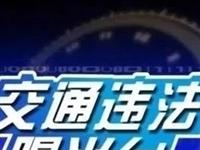 兴县交警又曝光一批违法停车车辆!看看有你的没?
