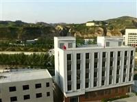 兴县占地2500平方米的兴县公共实训基地即将投入运营