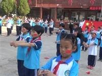 兴县:孤困留守儿童喜迎祖国70华诞