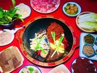 36.8抢【来两根脆鸭肠】火锅4人餐!锅底+6荤+4素+4小吃,不囤真的亏??!