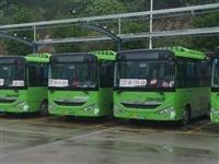 新县-泗店-田铺大塆-许世友将军故里公交线路8月15日正式开通