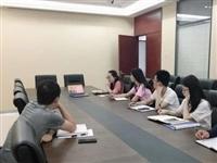 """漳河新区""""宣传干部讲堂""""第三讲开讲"""