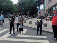 注意!青州市区97个路口将出现这样一群人!
