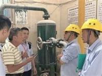 乐平市市场监管局强化企业特种设备安全监管