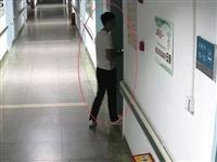 """医院深夜惊现鬼手!内江警方24小时""""捉鬼"""""""