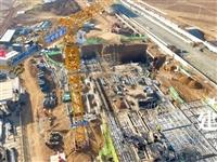 现场实拍!赤喀高铁建平高铁站已初具规模,2020年7月1日正式通车!(现场图片+航拍视频)