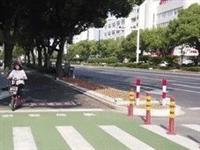兰溪警方教你怎么通行丹溪大道新改造路段
