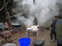 大关木杆:一村民违规为儿子举办二婚酒,着了!