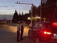 【减量控大】瓜州公安交警:加大风险管控力度筑牢交通安全防线