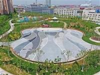 免费开放!滨海新区这个带恐龙化石游乐场的公园建成啦!