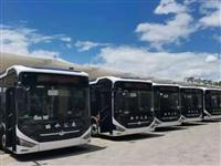 丽水上新一批新能源公交车啦
