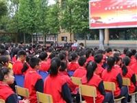 关庙山文学社走进枝江英杰学校系列活动5月6日成功举办