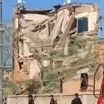 吉林突发!银行办公楼倒塌,6人被困,已救出4人!