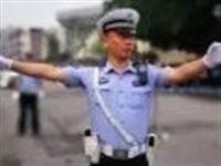 乾安县交警大队关于新增机动车禁停路段的公告