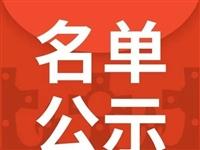 望江县一专案组拟被表彰为省扫黑除恶专项斗争先进集体