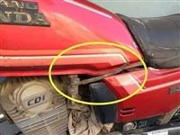 梅县某公司多名员工的摩托车油管被剪,汽油被盗!