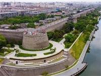 全国唯一!梁思成梦想西安实现:城墙护城河14.6公里环城美景贯通!