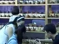 喀左紫砂在东北茶博会上大放异彩