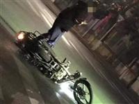 简讯两则 | 揭西某十字路口,摩托车与汽车相撞......
