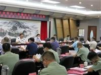 德庆县召开2020年度常态化疫情防控下兵员征集暨大学生征兵工作推进会