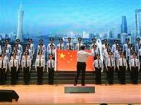 """蒙阴县公安局在全市公安机关""""不忘初心牢记使命""""合唱比赛中取得佳绩"""