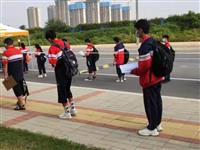 【开学】郑州航空港区秋季首批开学返校秩序井然