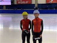 西部精英賽|王濛率隊再創佳績短道男女1500米均超世界杯奪冠成績