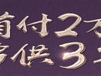 海�R��府元宵特惠!首付2�f,�凸�3年!!!