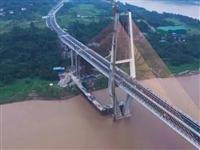 广安人终于等到了!清溪口渠江大桥已具备通车条件!