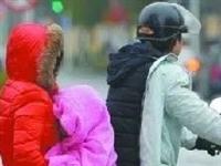 第1646期大风+寒潮双预警齐发!延寿人请注意防范!