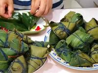 煮熟的粽子怎么保存?分享2招,放两个星期都没问题,临潼人速看