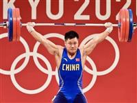 第21金!时隔9年吕小军打破奥运纪录再夺冠
