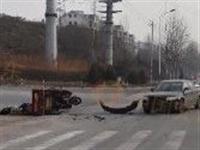 青州女子被撞伤重入院,救助基金帮其顺利渡过难关!