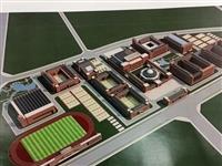 惊艳!霍邱二中新校区建设规划首次亮相!位置在这……