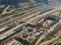 快看!兴泉铁路安溪东站建设最新进展!
