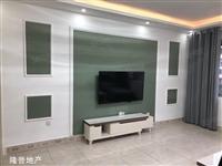 城中心  锦霞小区 三室全新装修 有小区可停车